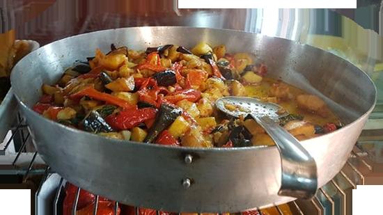 Dagli orti di Capri al piatto: La Cianfotta  (Ricetta)