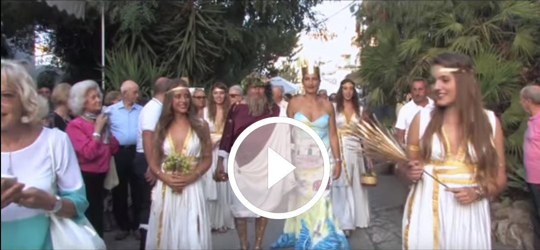 Capri. La Settembrata Anacaprese 2017 nel video di Salvatore Vivo
