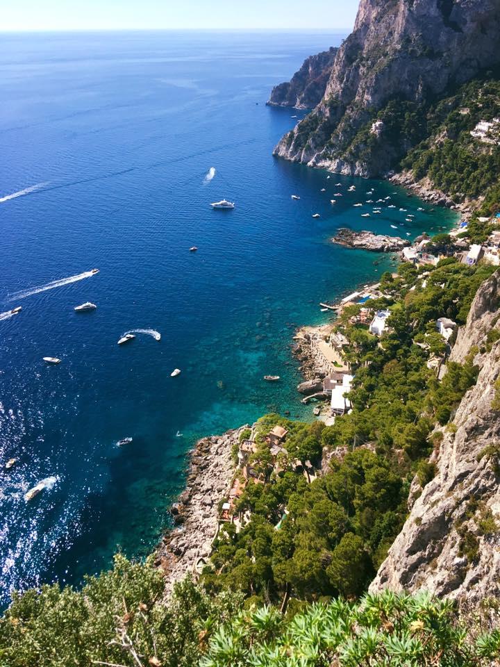 Week end a Capri. Le previsioni meteo per Venerdì 2 Agosto 2019