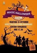 """Capri. """"Magic Halloween Show"""" lo spettacolo per Bambini al Centro Congressi"""