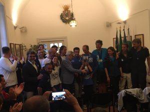 """Capri. Carrera si aggiudica la """"Capri International Freediving Cup"""" (Foto e Video)"""