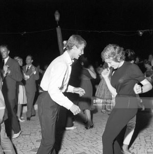Quando Mina ballava il Twist a Capri nel 1960 ( Foto)
