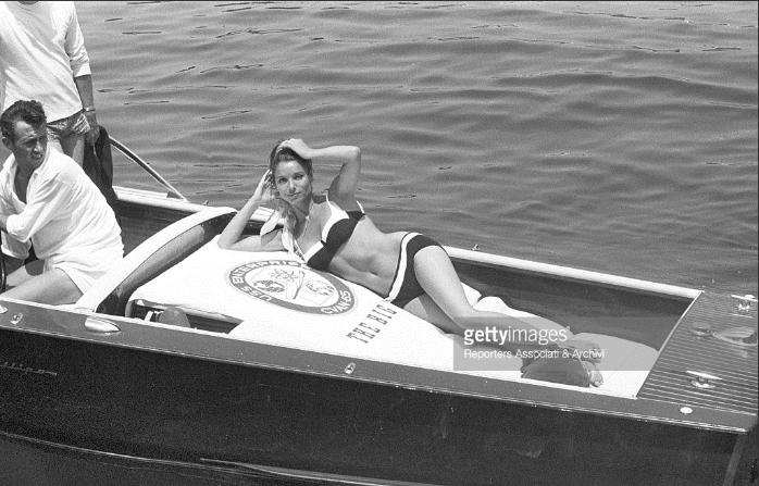 Capri Story: L'indimenticabile Elsa Martinelli nelle vacanze a Capri degli anni 60 (FOTO)