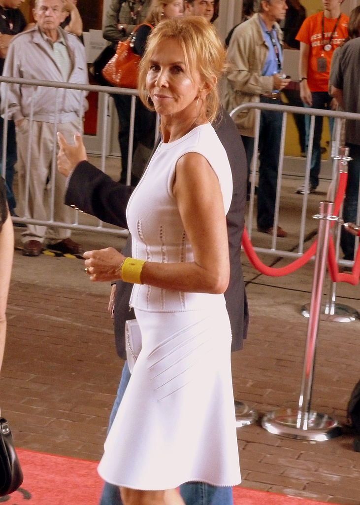 Capri Hollywood: Trudie Styler sarà premiata come 'Capri Person of the Year 2017'