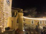 Natale a Capri: Le straordinarie immagini delle luminarie delle feste ( VIDEO)