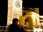 Capri. Le straordinarie immagini delle luci di Natale
