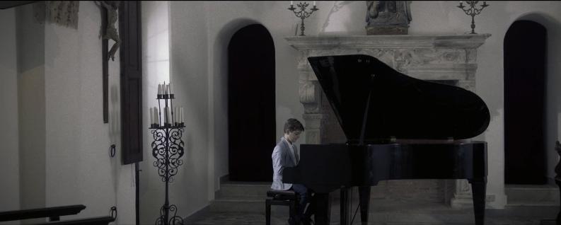 """""""Axel's Christmas"""" il Video degli auguri di Umberto D'Aniello – Almartino – Nicole Renaud"""