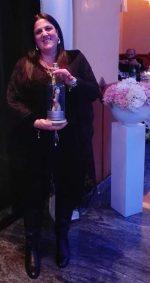 """Premio Speciale alla scrittrice caprese Annalena Cimino alla 6° Edizione Nazionale """"Diciamolo con la Poesia"""" di Roccarainola"""