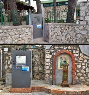 """Capri. In funzione due nuovi impianti della """"Casa dell' Acqua"""""""