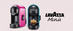 Lavazza Macchina Caffè Minù. La piccola che fa grande l'espresso