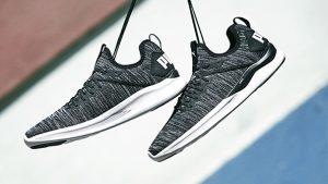 Puma presenta le innovative calzature Ignite Flash Evoknit