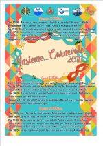 Insieme…Carnevale 2018 Il Programma del Comune di Anacapri