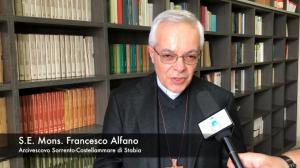 Accoglienza immigrati: Le Parole del Vescovo Mons. Alfano e del Direttore della Caritas diocesana (VIDEO)