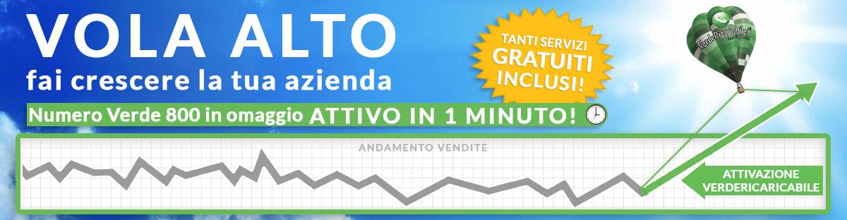 Capri. Il Numero Verde per le Attività dell' Isola con Attivazione Immediata e Gratuita