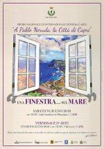 """A Capri il Premio Internazionale di Arte e Poesia """"A Pablo Neruda, la Città di Capri"""
