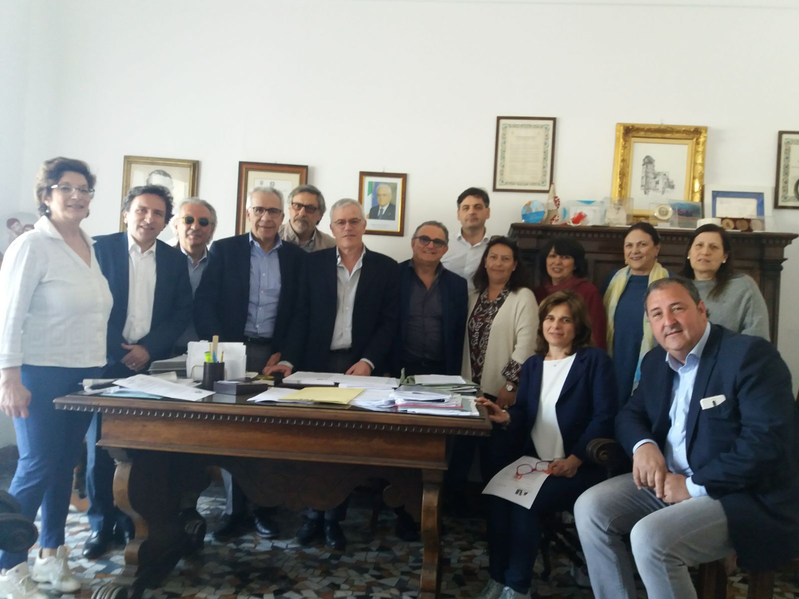 Ospedale di Capri: Il direttore generale Forlenza dell' asl Na1 Centro incontra le amministrazioni comunali
