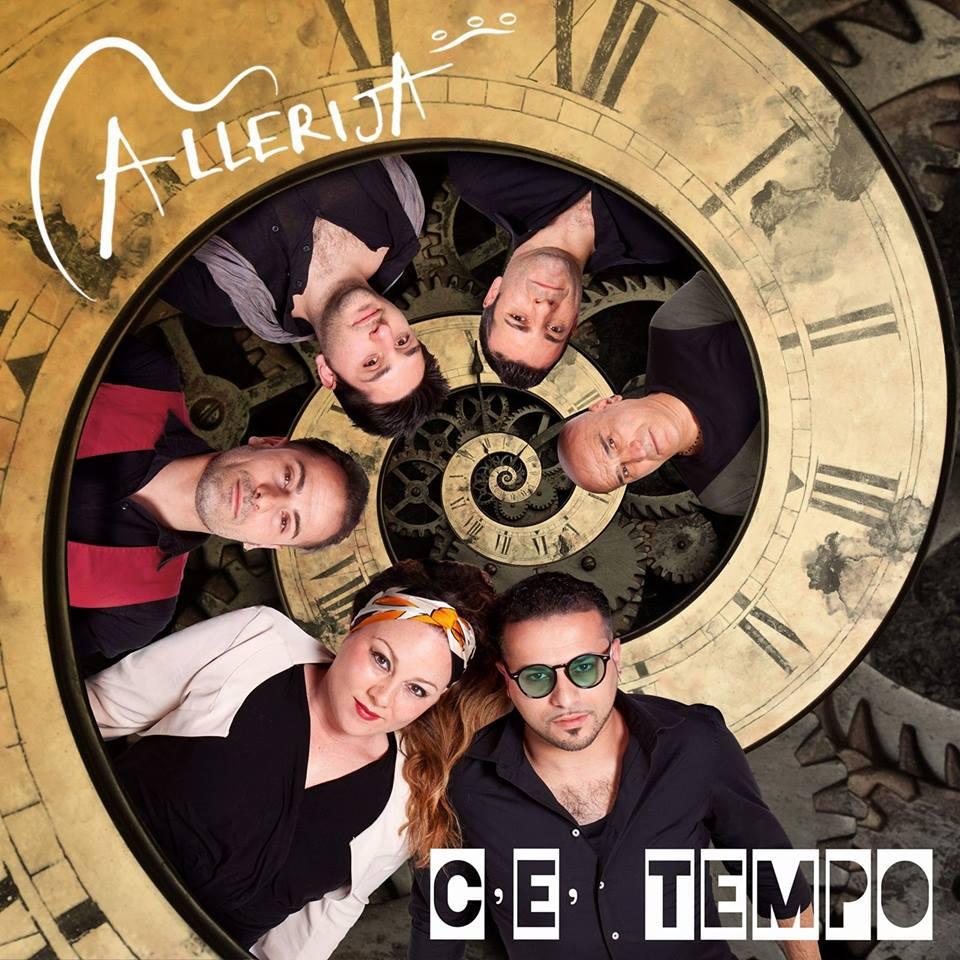 """Si chiama """"C'è Tempo"""" in anteprima il nuovo singolo degli Allerija"""