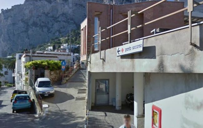 Capri.Carenze all'Ospedale Capilupi: Dichiarazione del  Direttore Generale della Asl Napoli 1 Cento dr. Mario Forlenza