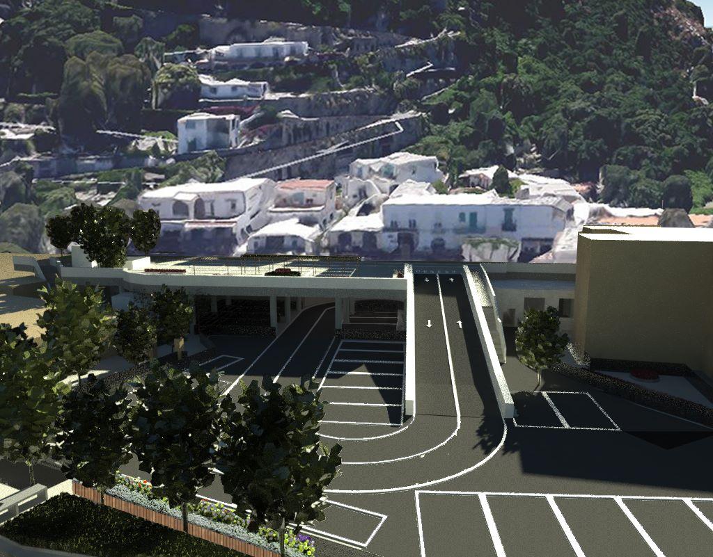 Capri: Presentato il progetto di riqualificazione di Via Roma e  Piazzale Europa ( FOTO)