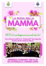 """Capri. Concerto in occasione della Festa della Mamma del Coro Alamirè dell' I.C.S. """"A. Gemelli"""" di Sant'Agnello"""