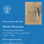 """Capri. Al Centro Caprense la presentazione del Libro """"Helena Hosmann"""" di Giuseppina Perrotta"""