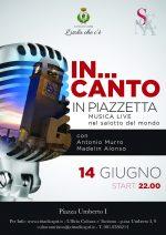 Capri. Ritorna la Musica Live in Piazzetta, Giovedì 14 Giugno Antonio Murro e Madelin Alonso