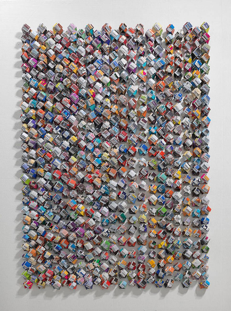 """Capri. """" Worlds of words"""" la prima mostra personale di Guy Leclef in Italia, nello spazio espositivo di Anacapri"""