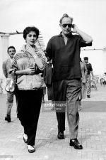 Vip a Capri: Elizabeth Taylor e Michael Wilding in Vacanza nel 1953 (FOTO)