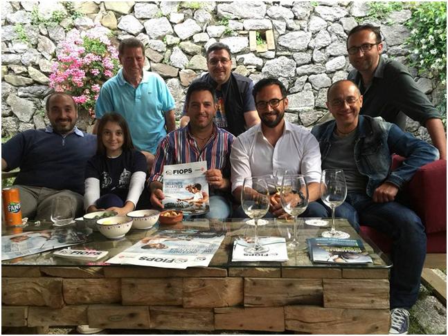 L'amo di Capri e il direttivo FIOPS per strategia a tutela dell'ambiente, pesca e cultura del Mare