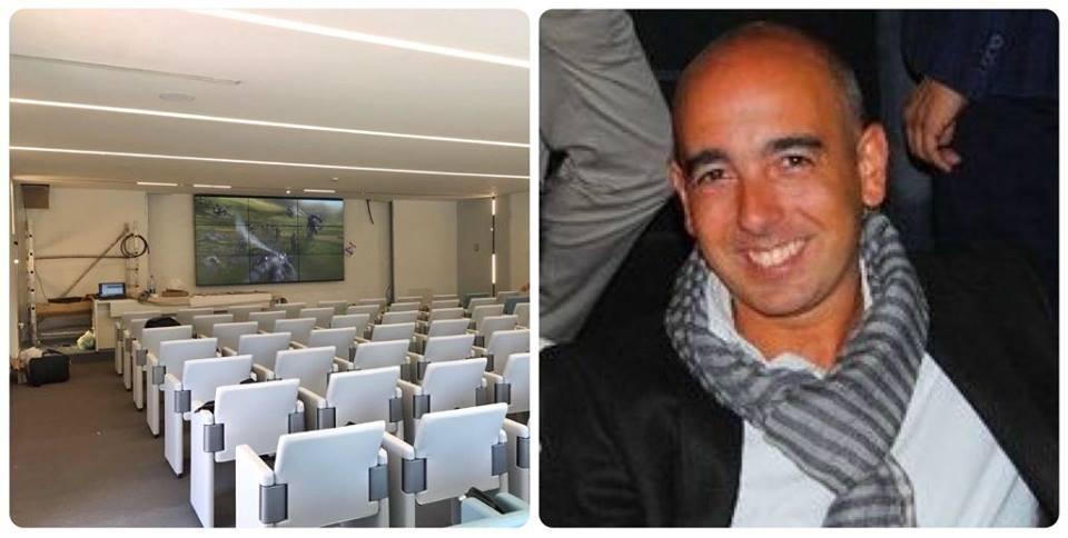 """Capri. Nuovo Centro Polifunzionale """"Internazionale"""":  la Sala Multimediale sarà intitolata al compianto Luigi Pollio"""