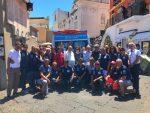 Capri. Presentazione e Benedizione della nuova Ambulanza della Croce Azzurra di Padre Pio ( VIDEO)