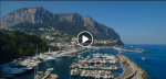 """Capri. Il nuovo spot del """"Porto Turistico di Capri"""" firmato dal Maestro Umberto D'Aniello con le musiche di AlMartino"""