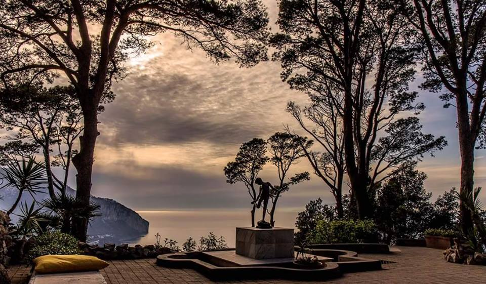 Capri. Il Successo di Villa Lysis, un tesoro riscoperto e valorizzato, in 3 anni quasi 40.000 visitatori