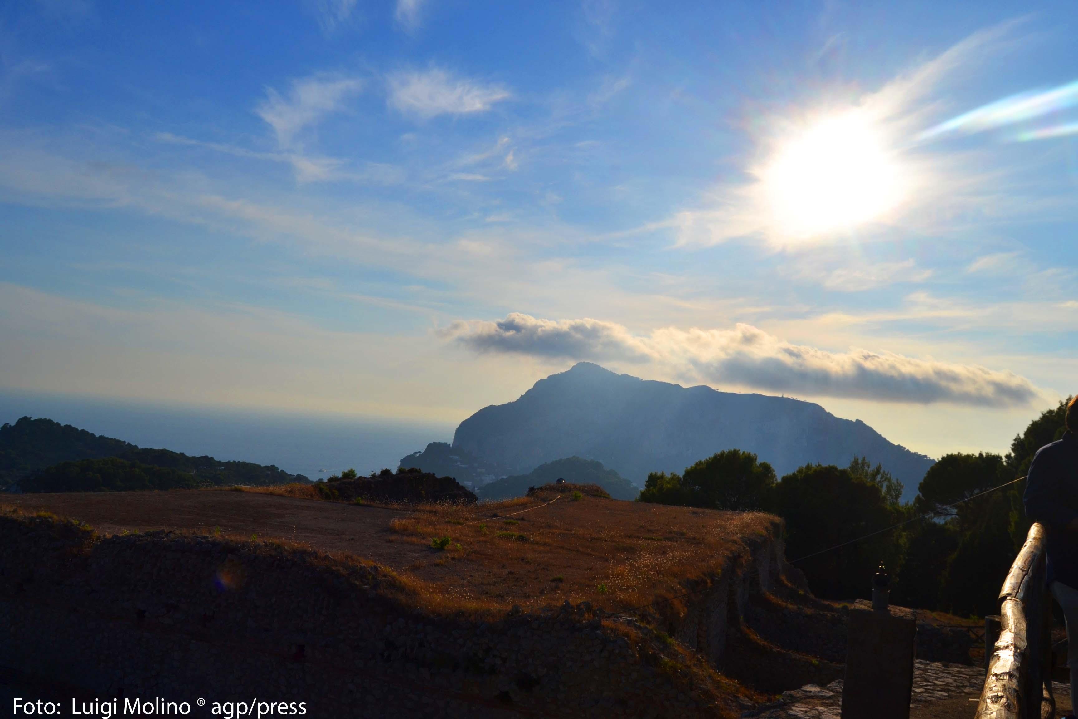 Che Tempo a Capri Giovedì 25 Luglio 2019 ? Le previsioni Meteo aggiornate