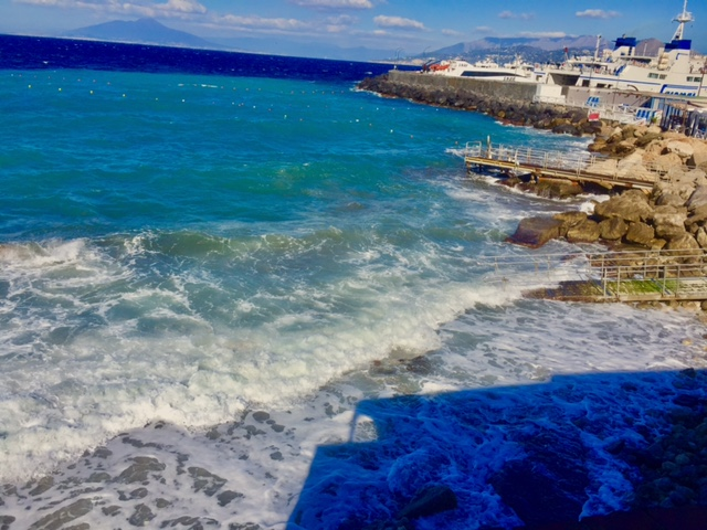 Meteo Capri. Le Previsioni del tempo per Giovedì 27 Settembre