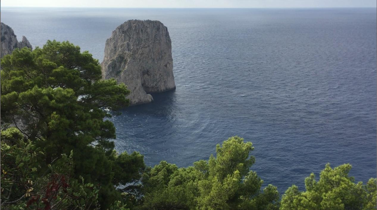 Settembre a Capri: Le foto di oggi