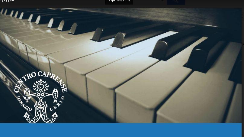 """Capri. Al Centr Caprense Ignazio Cerio il Concerto per pianoforte """"Mozart, Rachmaninov, Skrjabin"""" con Antonio Gomena"""