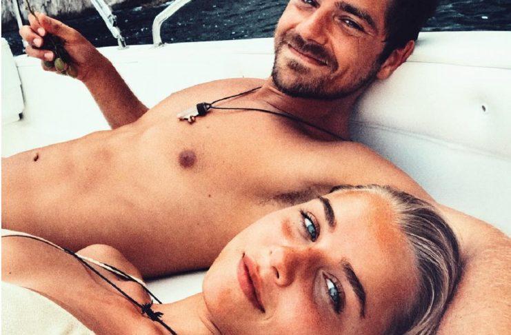 Da Capri con Amore, Vacanze romantiche per gli attori portoghesi Lourenço Ortigão e Kelly Bailey (FOTO)
