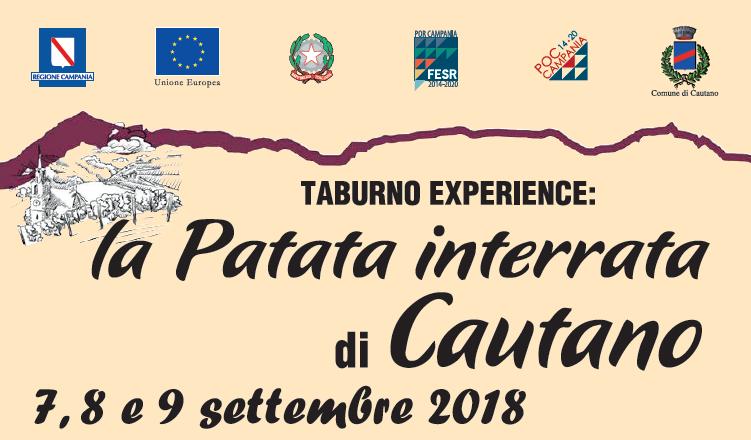 """Taburno Experience, a Cautano si celebra il rito della """"Patata Interrata"""" (Programma)"""