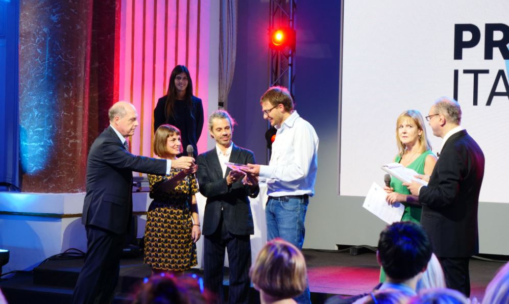 """Capri. I Vincitori del Prix Italia: il premio """"Radio Documentary and Reportage"""" a """"The Upside Down"""" di Gianluca Stazi per Rai"""