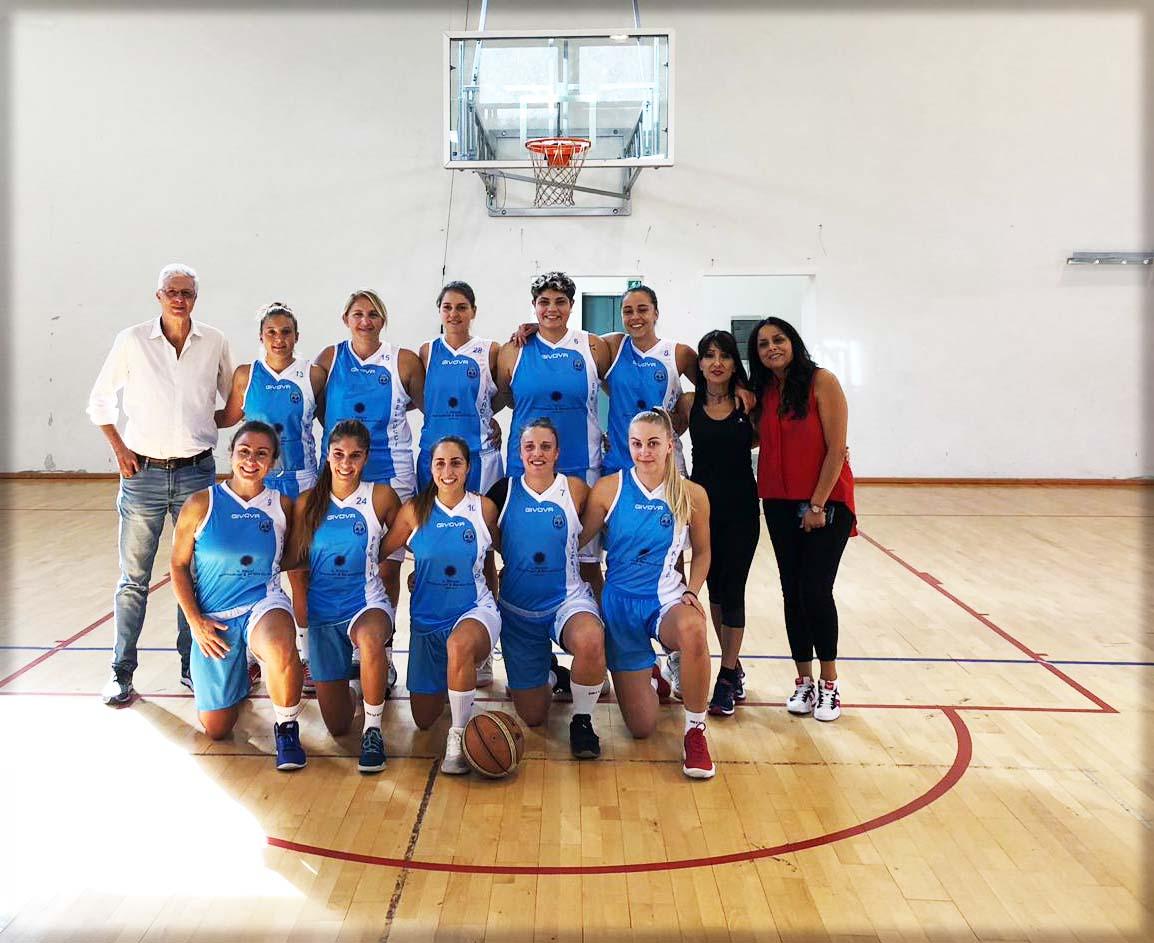 Basket Capri: Le Ragazze dell' Olimpia Capri in Trasferta a Salerno per la terza giornata del campionato di Serie B