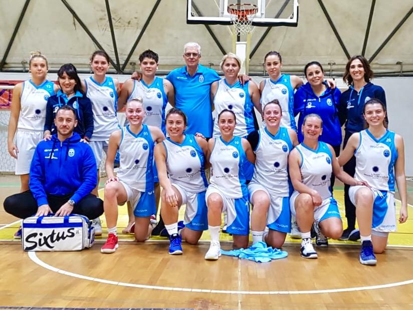 Capri. Olimpia Basket Femminile Vince in casa contro la Basket Stabiese 79-59