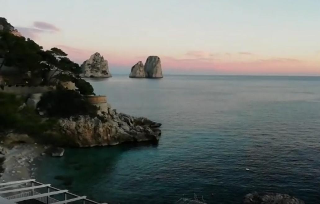 Capri. Previsioni Meteo per Lunedì 29 Luglio 2019