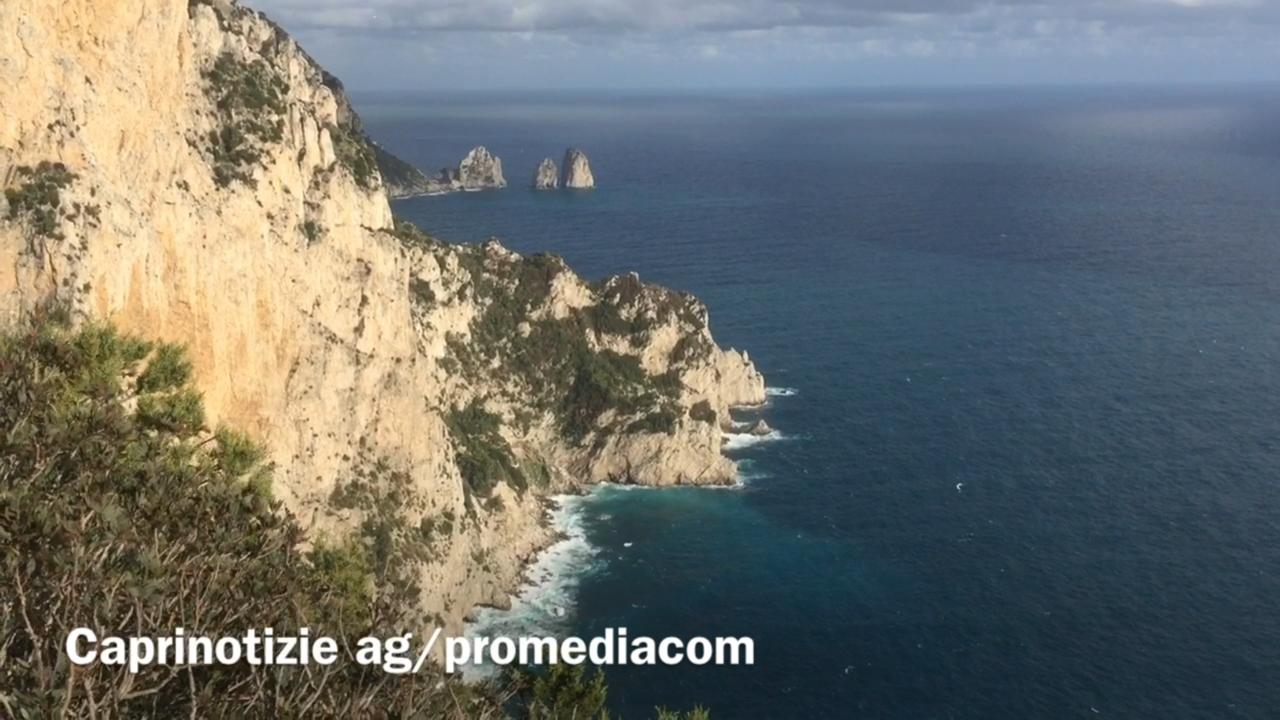 Meteo a Capri. Domenica di tregua, la situazione in Tempo reale (Video)
