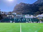 """Capri. Lunedì 25 Febbraio l'inaugurazione del nuovo campo sportivo """"G.Bladier"""""""
