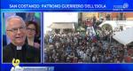San Costanzo protagonista su TV2000, La replica della trasmissione in diretta da Capri