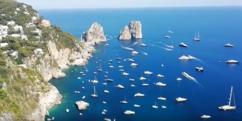 Capri. Le previsioni meteo di oggi Lunedì 8 Luglio 2019