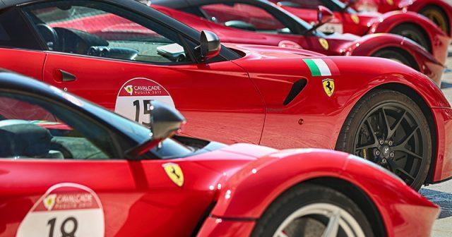 Capri. In attesa delle Ferrari, il programma del Tour della Ferrari Cavalcade 2019