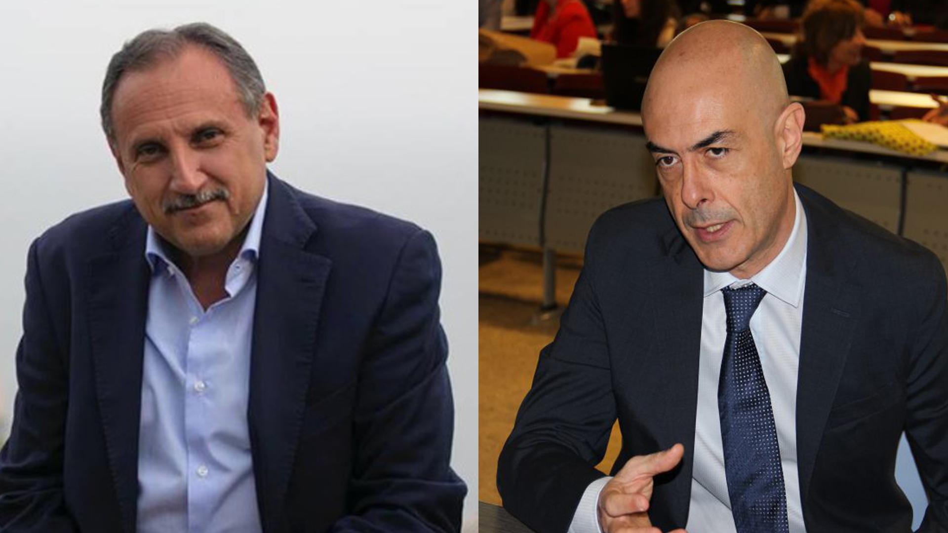 Buon Lavoro ai nuovi sindaci dell' isola di Capri: Marino Lembo ed Alessandro Scoppa
