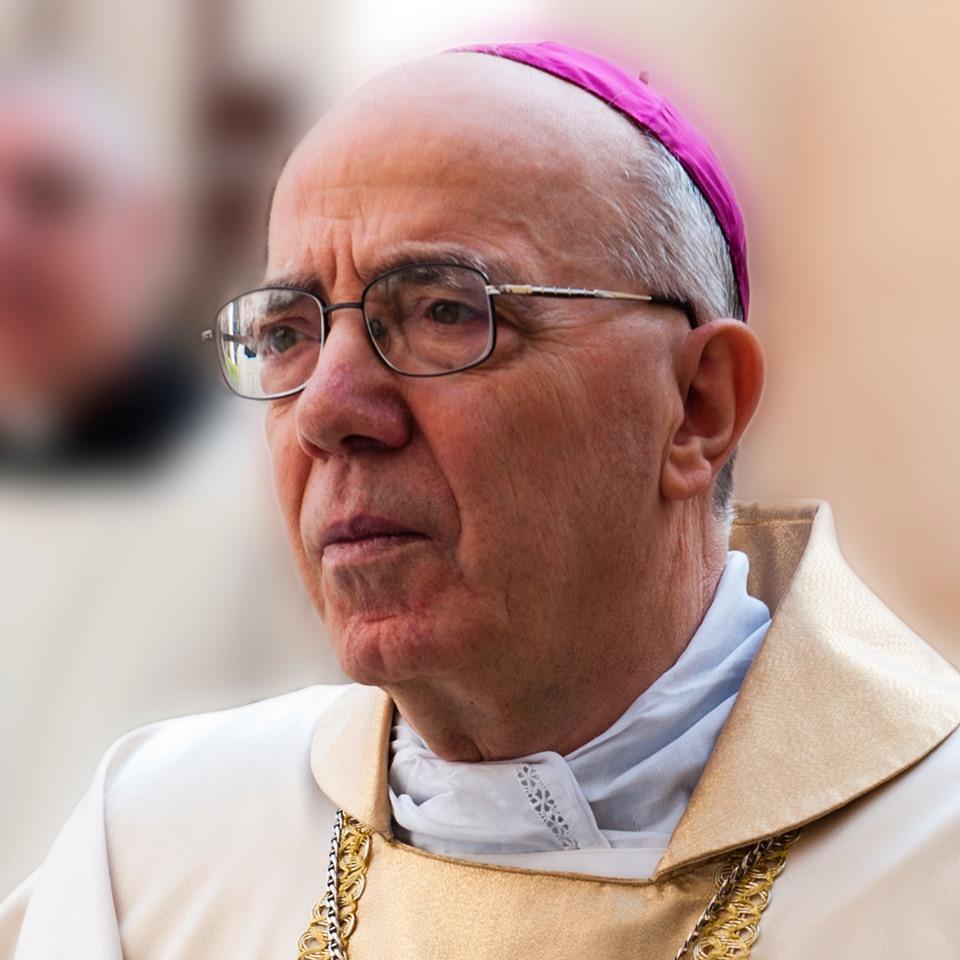 Auguri Vescovo! 60° Anniversario di Ordinazione Sacerdotale di S.E. Mons. Felice Cece, Arcivescovo emerito della diocesi di Sorrento-Castellamare